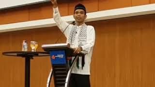 Video Pertanyaan Jamaah Bikin Ust Tersenyum lebar - Ust Abdul somad Sudah Berkahwin...? MP3, 3GP, MP4, WEBM, AVI, FLV Februari 2019