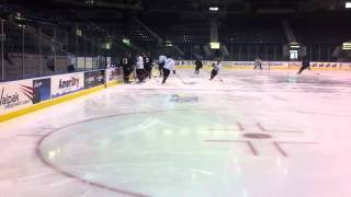 Cyclones Practice Highlights 1/4/10