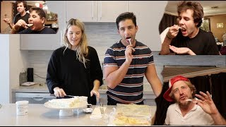 Video BAKING FOR OUR FRIENDS! (PRACTICING BEING PARENTS) DAVID! JASON! BRANDON! ARMENIAN FAMILY! MP3, 3GP, MP4, WEBM, AVI, FLV November 2018