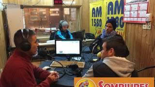 Radio San Salvador Entrevista en Dolores, Uruguay Mayo2016