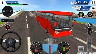 Video Euro Bus Driving Simulator 2018 - Red Bus Unlocked | Bus Transporter - Android Gameplay FHD MP3, 3GP, MP4, WEBM, AVI, FLV Juni 2018