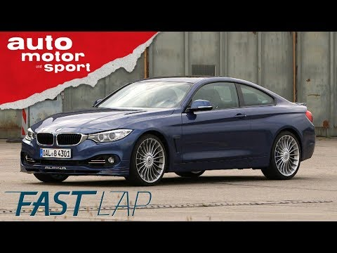 Alpina B4 Biturbo xDrive: Top-Athlet im Nadelstreif ...