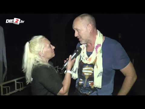 Interview mit Olaf Henning bei Oberhausen Feiert 2015