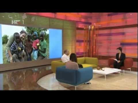 Hrvatska uživo - volonteri sirotišta Mali dom u Keniji: Ana Josipović i Davor Skeledžija