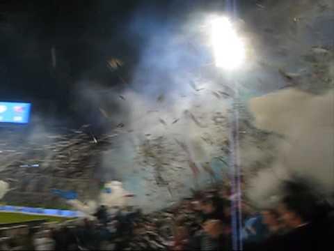 Vélez 2-0 Newell's [Clausura 2009] Recibimiento - La Pandilla de Liniers - Vélez Sarsfield