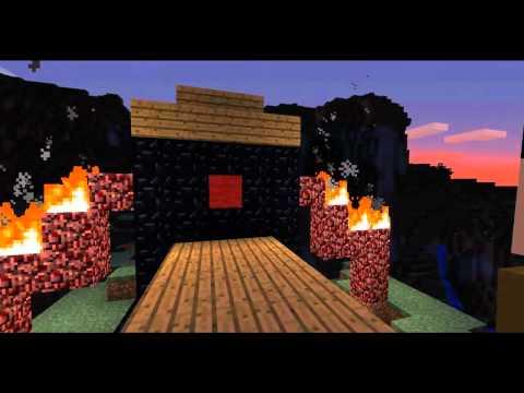 Ракета в Minecraft