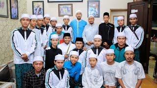 Video Sahur bersama, Syubbanul muslimin dan az zahir sambil sholawatan. MP3, 3GP, MP4, WEBM, AVI, FLV Februari 2019