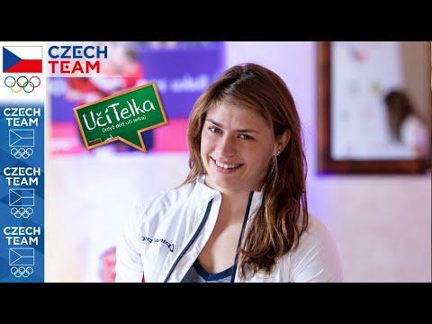 UčíTelka: Olympijský tělák s Adélou Hanzlíčkovou