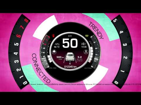 Nieuwe Fiat 500 Collezione
