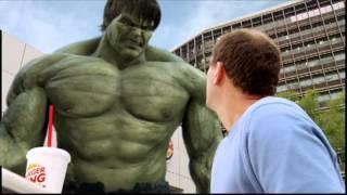 Video Hulk - Burger King / Marvel MP3, 3GP, MP4, WEBM, AVI, FLV Juni 2018