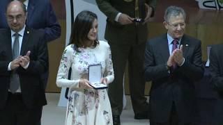 S.M. la Reina preside el acto central de celebración del Día Mundial de la Cruz Roja