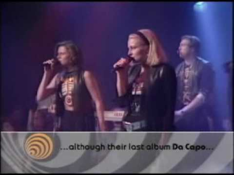 Ace Of Base   All That She Wants Live On TOTP