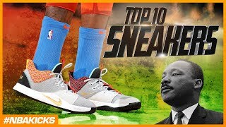 Best Sneakers in the NBA | MLK Day Special #NBAKicks