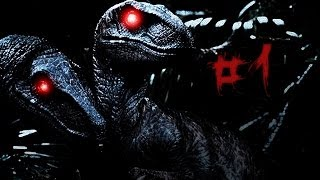 Dino Crisis | Ep.01 - Scariest. Dinosaurs. Ever!