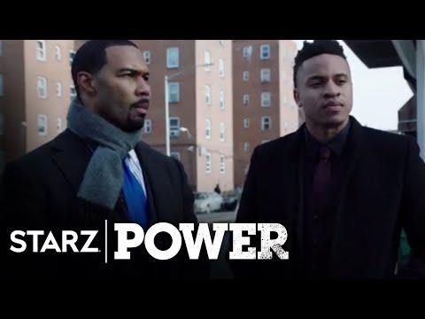 Power | Season 4, Episode 8 Clip: Community | STARZ