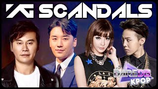 Video History of Every K-Pop Scandal with YG Entertainment MP3, 3GP, MP4, WEBM, AVI, FLV April 2019