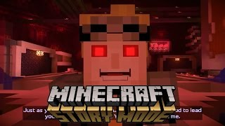 "Video ""MELAWAN ROBOT"" Minecraft Story Mode Indonesia #27 MP3, 3GP, MP4, WEBM, AVI, FLV Maret 2018"
