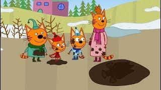 Три кота | Весна пришла | Серия 15 | Мультфильмы для детей