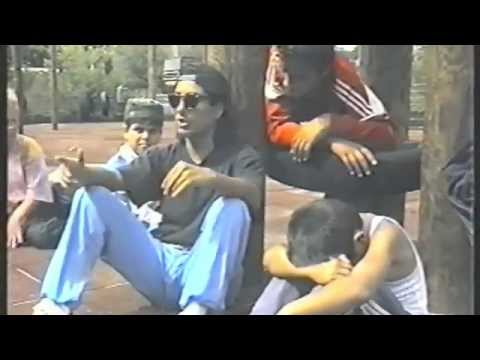 Berliner Hip-Hop Doku (Berlin 1992)