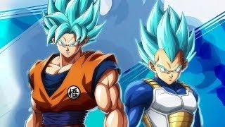 Super Saiyan Showdown in Dragon Ball FighterZ - Goku & Vegeta Voice Actors Plus More!