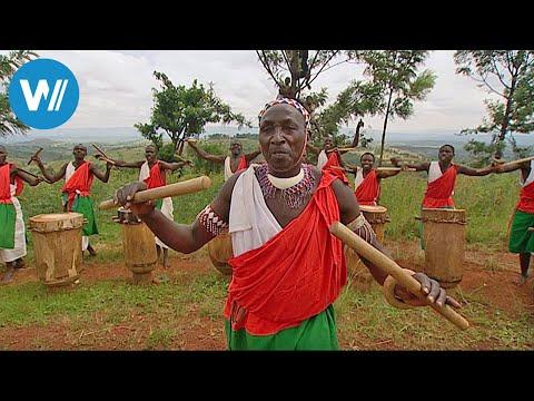 Die Trommler von Burundi (360° - GEO Reportage)