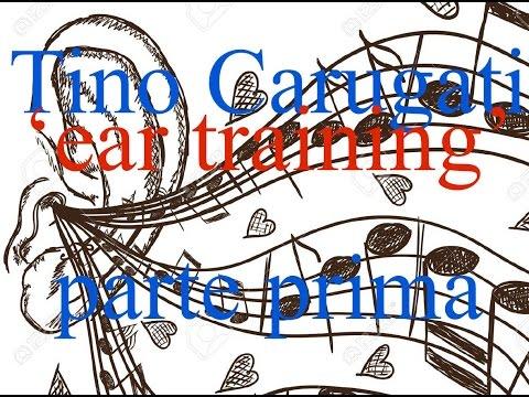 Lezione di Piano n.103: 'Ear Training' - Riconoscere gli intervalli