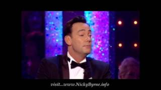 Nicky Byrne - Strictly Come Dancing Week 1 The Waltz