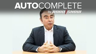 AutoComplete: Ex-Nissan boss Carlos Ghosn blames the haters in a new video by Roadshow
