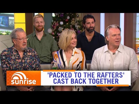 'Packed To The Rafters' cast return for Amazon Prime Video revival | Sunrise