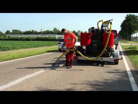 Asfaltbouw SV (Scheur Vulling)