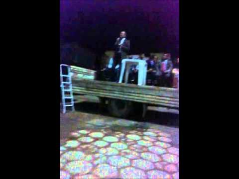 Clero Pires na cruzada evangelística da madureira em Água Azul do Norte   Pará