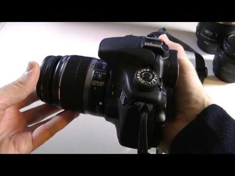 Canon EOS 60D Digital SLR Camera Full Review