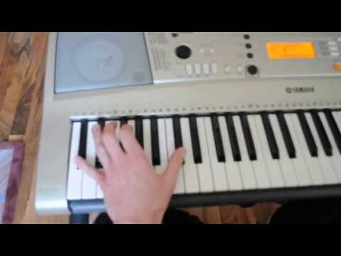 How To Play Dragonball Z On Piano Tutorial