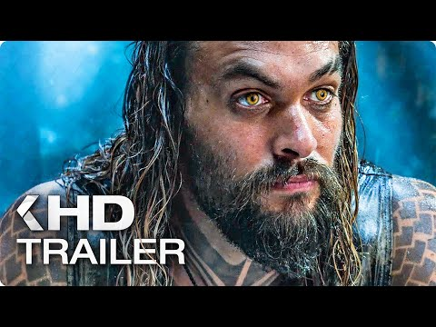 AQUAMAN Finaler Trailer German Deutsch (2018)