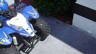 2. 2013 polaris outlaw 50 review