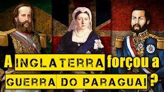 Fala, Brasil! TV Imperial no ar e hoje novo vídeo do quadro #TOP7, e vamos falar o pq que não foi o Reino Unido que mandou o Império brasileiro entrar em guerra contra a superpotência construída por alienígenas do passado, o Paraguai.Que, sabe como é que é, tudo que aconteceu no Império... Era pressão da Inglaterra...Segue lá 😎✯ Facebook: https://goo.gl/lLOs9T✯ Google+: https://goo.gl/G6S4YFA QUESTÃO CHRISTIE https://goo.gl/IlMbuEO EXÉRCITO IMPERIAL BRASILEIRO https://goo.gl/IlMbuE♛ FONTES:★ Francisco Doratioto - Maldita guerra;★ Roderick J. Barman – O Imperador Cidadão;★ Ricardo Salles - Guerra do Paraguai: escravidão e cidadania na formação do exército;★ Ricardo Salles - Guerra do Paraguai - memórias e imagens;★ Lilia Moritz Schwarcz - As Barbas do Imperador: D. Pedro II, um monarca nos trópicos.