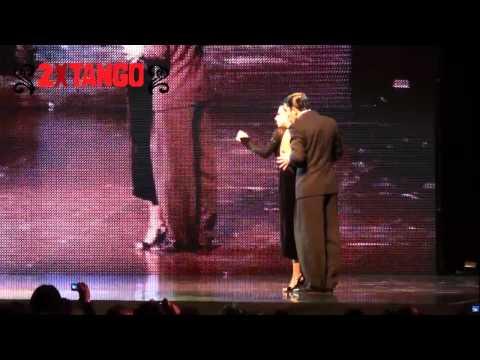 Аргентинское танго. Max Van De Voorde & Solange Acosta Zum
