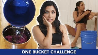 Video Surviving 24 Hours With One Bucket of Water MP3, 3GP, MP4, WEBM, AVI, FLV Agustus 2019
