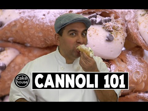 The Cake Boss Reveals His Secret Cannoli Cream Recipe - MUST WATCH! | Welcome to Cake Ep07