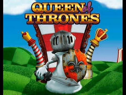 Queen of Thrones Free spins Big Win