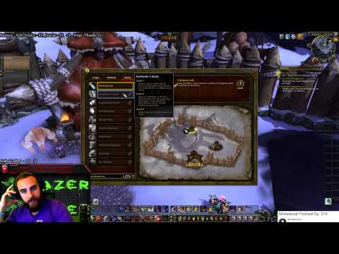 garrison - Sup guys! :D Logged in to the WoD Beta to check out the updated starter zones and was pretty pumped to see how Garrison's are coming along! :D For those of y...