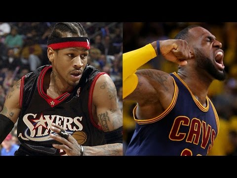 Allen Iverson Going to Coach LeBron James?