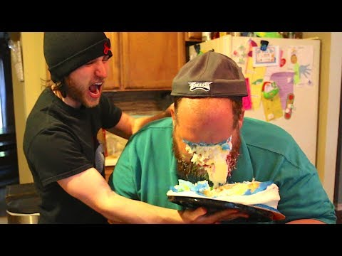 THE BIRTHDAY CAKE PRANK! (GONE WRONG)