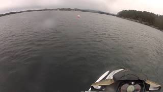 10. seadoo gtx 155 test run