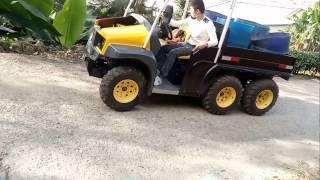 7. Farm UTV powered by electric motor/Electric UTV/Farm UTV