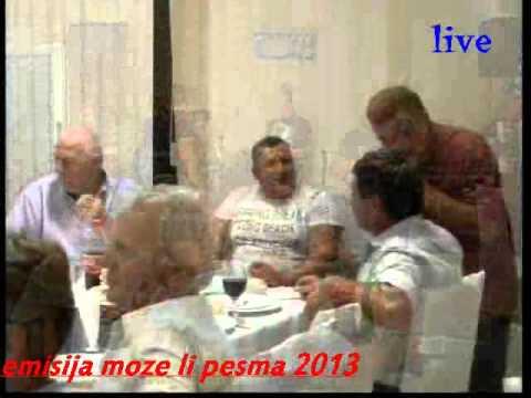 Zika Cvetkovic & Or.CIMERI- Moze li pesma 2013