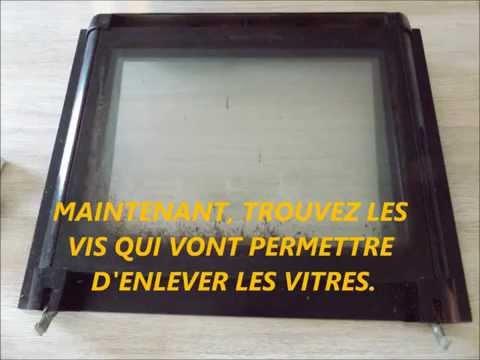 comment nettoyer la vitre d 39 un four pyrolyse la r ponse. Black Bedroom Furniture Sets. Home Design Ideas