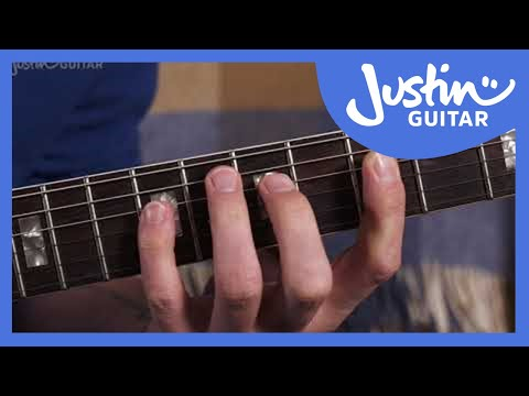 Major Scale 3 Note Per String System Pattern 2 Guitar Lesson Tutorial 3NPS