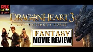 Nonton Dragonheart 3   The Sorcerer S Curse   2015   Fantasy Movie Review Film Subtitle Indonesia Streaming Movie Download