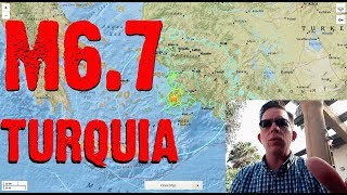 Aumento repentino en sismicidad a nivel mundial dentro de ALERTA  SISMICA.